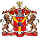 Sigma Phi Delta Coat of Arms